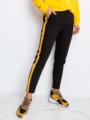 Czarne spodnie Vince