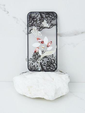 Czarno-białe etui do iPhone 6