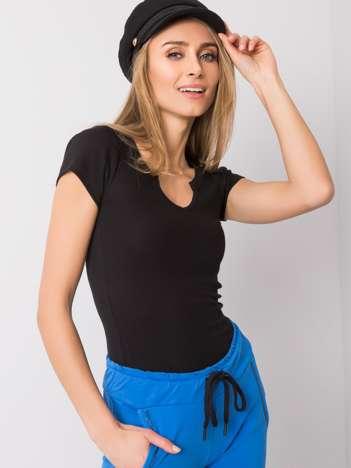 Czarny t-shirt Arlene OCH BELLA