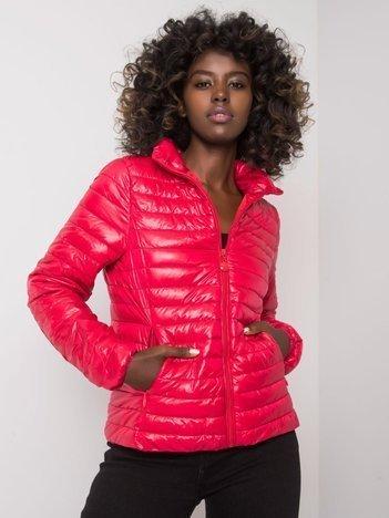 Czerwona kurtka przejściowa Arina