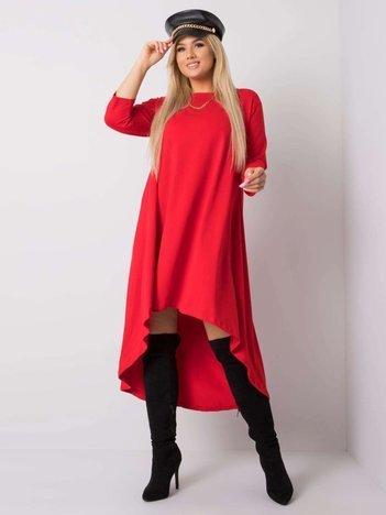 Czerwona sukienka Dulce