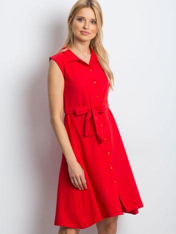 Czerwona sukienka Masterclass