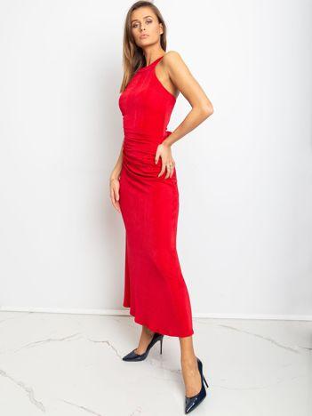 Czerwona sukienka Night
