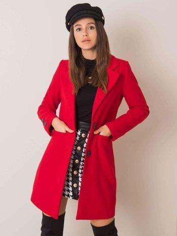 Czerwony płaszcz Dalida