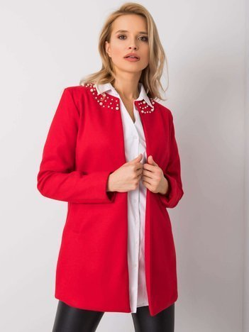 Czerwony płaszcz Nohemi
