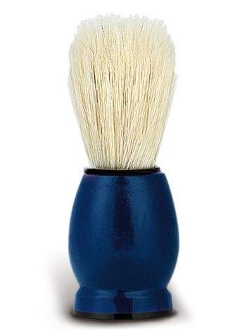 DONEGAL Pędzel do golenia Syntetyczne włosie granatowy (9573)