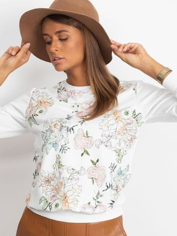 Damska bluza z nadrukiem