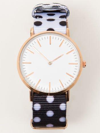 Damski zegarek w GROSZKI