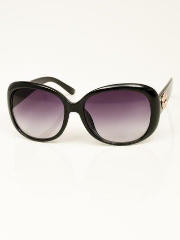 Damskie okulary przeciwsłoneczne typu MUCHY