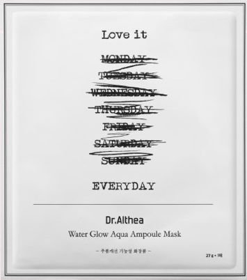 Dr. Althea KOREAŃSKA Maseczka Rozświetlająca Aqua Ampoule 27 g