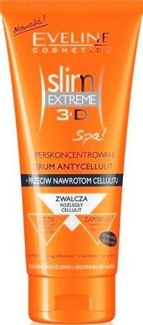 EVELINE SLIM EXTREME 3D SERUM ANTYCELULITOWE 250ML
