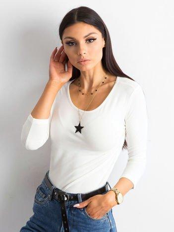 Ecru bluzka Mona