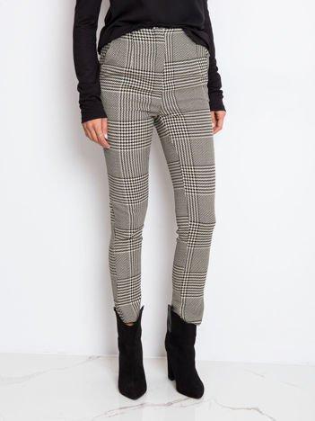 Ecru spodnie Lovely