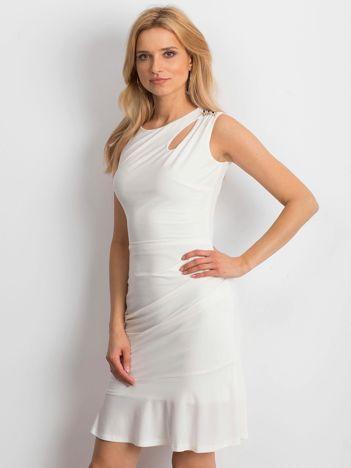c7a3e3c16e Ecru sukienka Handle