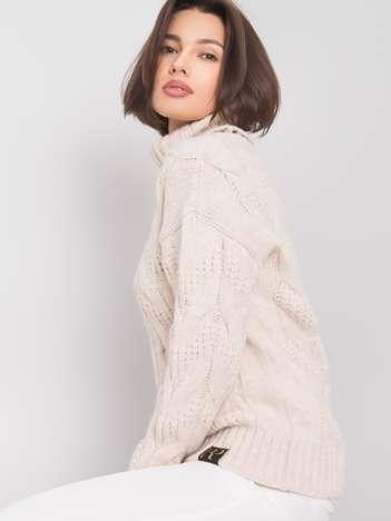 Ecru sweter Memphis RUE PARIS