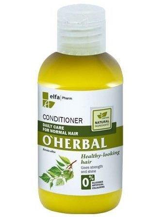 Elfa Pharm O'Herbal Odżywka do włosów normalnych z ekstraktem z brzozy 75 ml