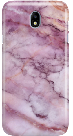 Etui do telefonu Samsung Galaxy J7 2017 Purple Marble
