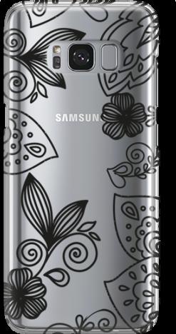Etui do telefonu Samsung Galaxy S8 Floral