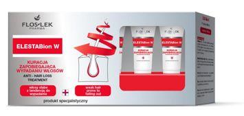 FLOSLEK ELESTABion W Kuracja zapobiegająca wypadaniu włosów - NOWOŚĆ 10x6 ml