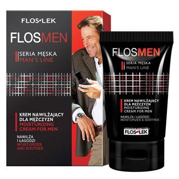 FLOSLEK Krem nawilżający dla mężczyzn  50 ml