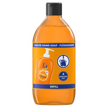 """Fa Hygiene & Fresh Mydło w płynie antybakteryjne Orange - zapas 385ml"""""""