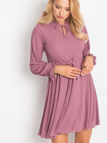 Fioletowa sukienka Forevermore