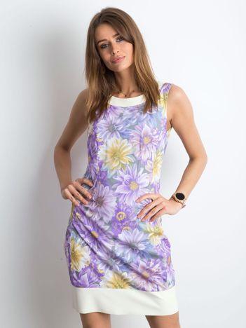 Fioletowa sukienka Midnight