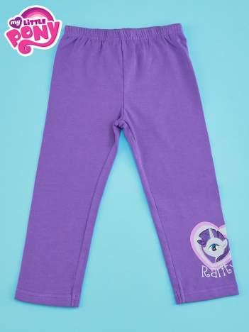 Fioletowe legginsy dla dziewczynki MY LITTLE PONY