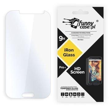 Funny Case Szkło hartowane Samsung  S4