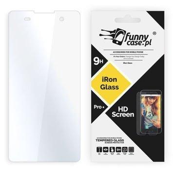 Funny Case Szkło hartowane Sony Xperia E5