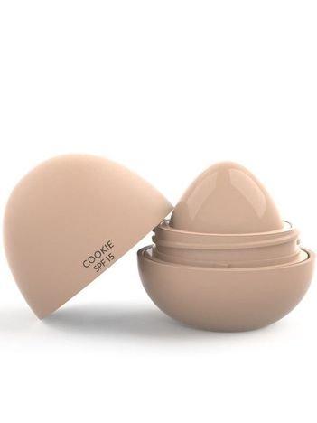 GOLDEN ROSE Lip Butter Balsam do ust z filtrem SPF 15 - ciasteczko, 8 g