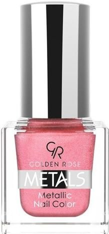 GOLDEN ROSE Metaliczny lakier do paznokci 111 6 ml