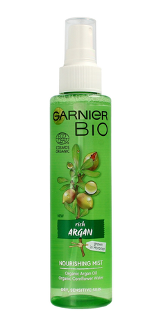 """Garnier BIO Mgiełka do twarzy odżywcza - Rich Argan 150ml"""""""