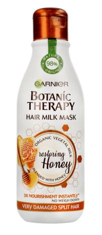 """Garnier Botanic Therapy Hair Milk Maska do włosów bardzo zniszczonych Restoring Honey 250ml"""""""