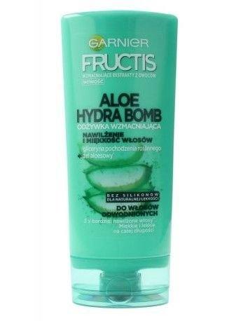 Garnier Fructis Odżywka nawilżająca do włosów odwodnionych Aloe Hydra Bomb  200 ml