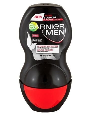Garnier Mineral Men Antyperspirant roll-on Action Control+ Clinically 96h 50 ml