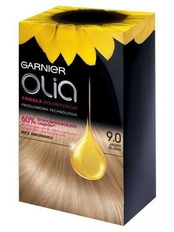 Garnier Olia Farba do włosów nr 9.0 Jasny Blond