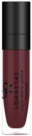 Golden Rose Longstay Liquid Matte Lipstick matowa pomadka w płynie 26 5,5 ml