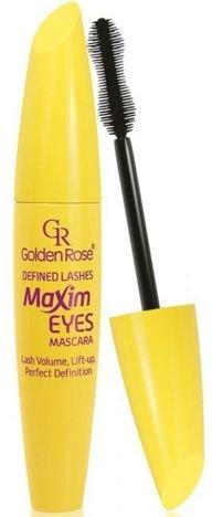 Golden Rose Maxim Eyes tusz do rzęs wydłużający 9 ml