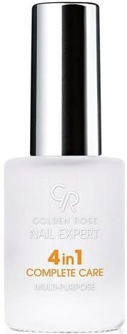 Golden Rose Nail Expert 4 in1 Complete Care Odżywka 4 w 1 Kompleksowa ochrona 10,5 ml