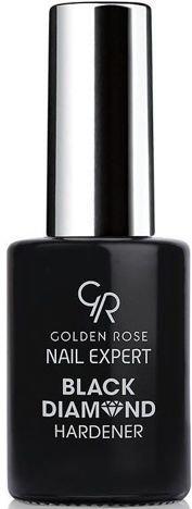 Golden Rose Nail Expert Black Diamond Hardener Odżywka wzmacniająca paznokcie 10,5 ml