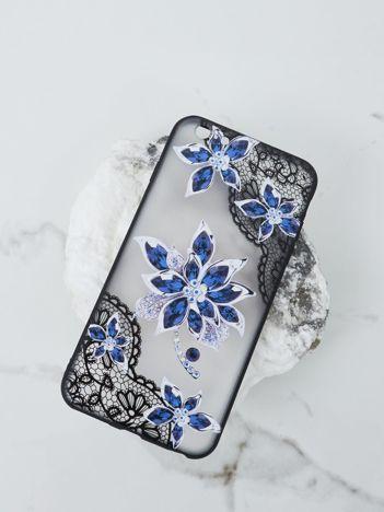 Granatowo-czarne etui do iPhone 6