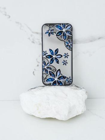 Granatowo-czarne etui do iPhone 6 Plus