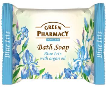 Green Pharmacy Body Care Mydło w kostce Blue Iris 100 g