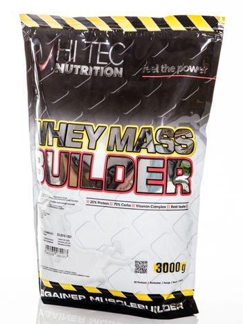 HiTec - Whey Mass Builder - 3000g chocolate