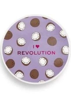 I ♥ Revolution Puder sypki Loose Baking Powder Coconut 22 g
