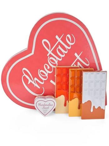 I ♥ Revolution Zestaw prezentowy Chocolate Heart