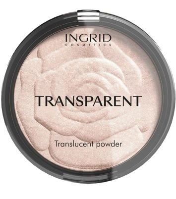 INGRID PUDER TRANSPARENTNY HD BEAUTY INNOVATION 25g
