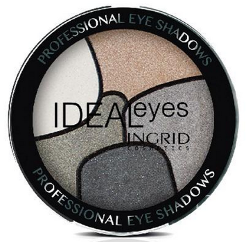 Ingrid CIENIE DO POWIEK IDEAL EYES no 1 7g