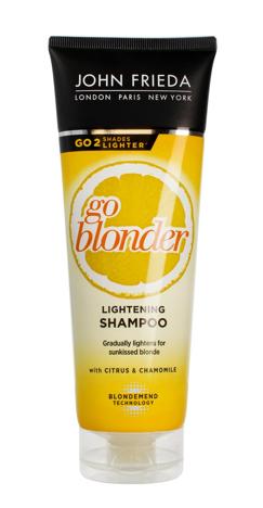 "JF SHEER BLONDE Szampon 250ml Go Blonder"""